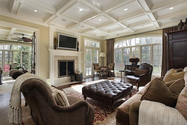 bigstock-Large-family-room-with-firepla-23348384